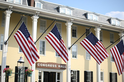 Congress Hall entrance