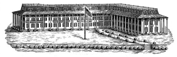 Congress Hall drawing 2012