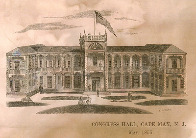 Congress Hall 1855