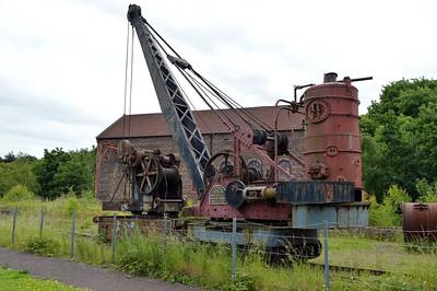No30/130 MOD Whittaker Steam Crane (Right)     12/07/16