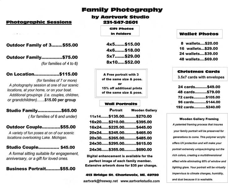 Family Prices