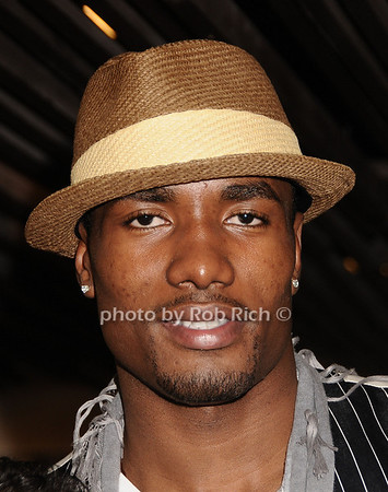 Serge Ibaka (Oklahoma City Thunder)<br /> photo by Rob Rich © 2010 robwayne1@aol.com 516-676-3939