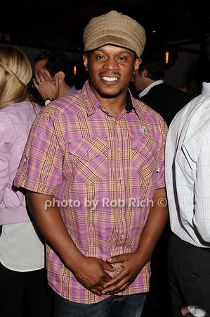 MTV deejay Sway<br /> photo by Rob Rich © 2010 robwayne1@aol.com 516-676-3939