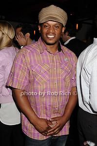 MTV deejay Sway photo by Rob Rich © 2010 robwayne1@aol.com 516-676-3939