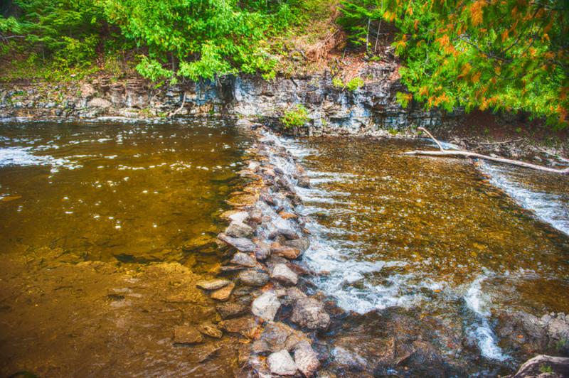 Ocqueoc Falls #2<br /> Michigan, 2012
