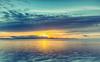 Sunrise #1<br /> Near Mackinac Island, Michigan, 2012