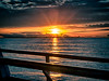 Sunrise #2<br /> Near Mackinac Island, Michigan, 2012