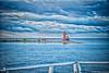 Round Island Lighthouse #1<br /> Near Mackinac Island, Michigan, 2012