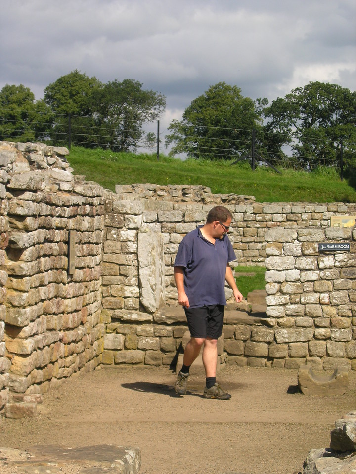Chesters Roman Fort