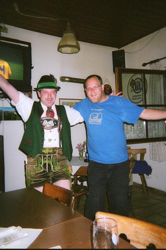 Drunk Bavarian