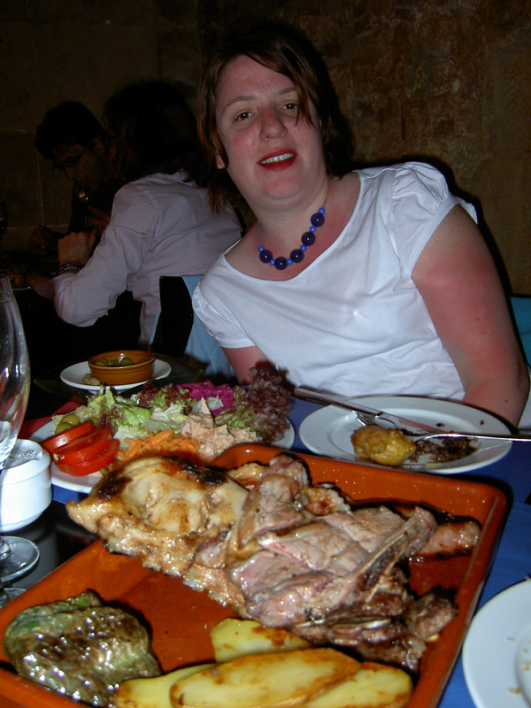 Meat madness at El Setial, 11 Regomir