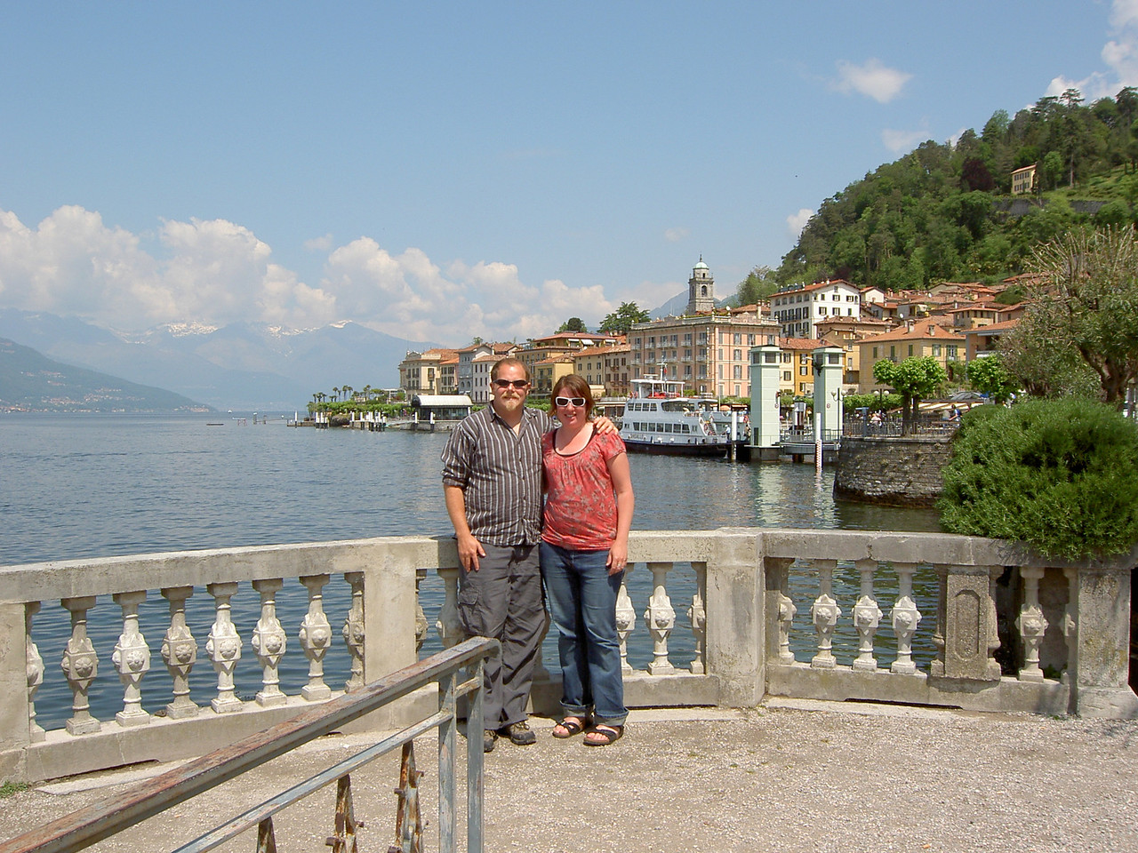 Bellagio, on Lake Como