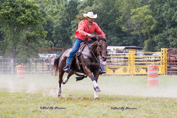 Flying R Ranch 1st annual Chuckwagon Race 2016