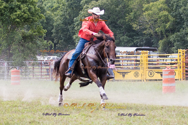 Flying R Ranch 1st annual Chuckwagon Race 2016