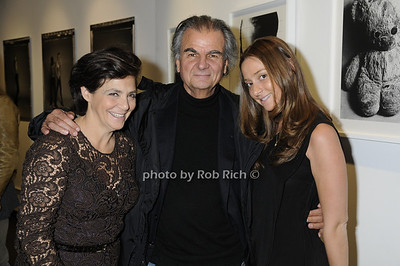 Irene Albright, Patrick Demarchelier, Maria Albright -photo by Rob Rich © 2009 516-676-3939 robwayne1@aol.com
