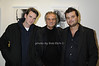 Vic Demarchelier, Patrick Demarchelier, Arthur Demarchelier-photo by Rob Rich © 2009 516-676-3939 robwayne1@aol.com