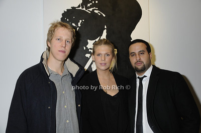 Aziz, Alexandra Richards, Rachid Kallamni  -photo by Rob Rich © 2009 516-676-3939 robwayne1@aol.com