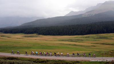 Pro Cycling Challenge 2012--Chase Group, Lizard Head Pass