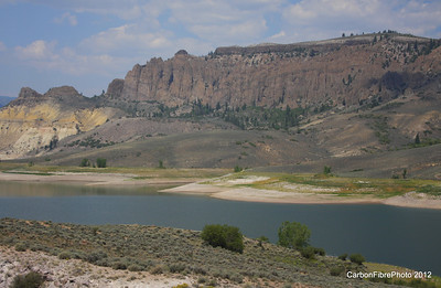 The Dillon Pinnacles, Blue Mesa Reservoir.