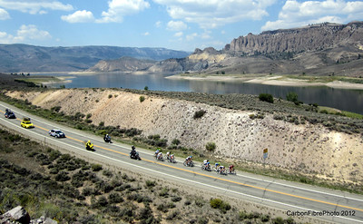 The Breakaway--Dillon Pinnacles, Blue Mesa Reservoir.