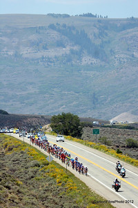 The Peloton, Blue Mesa Reservoir.