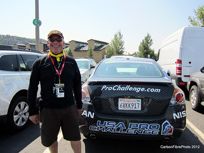 It's official . . . I'm a 2012 Pro Challenge Photographer.
