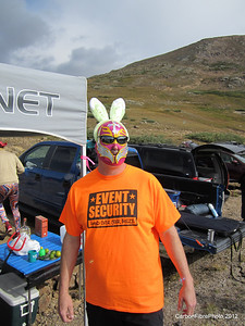 Event Security, Sports Garage Cycling Disco, Independence Pass.