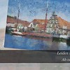 Leiden in Monet style-1920