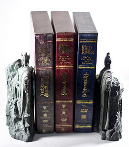 LOTR Extended Edition Boxsets and Bookends #2