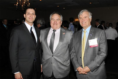 State Senator Anthony Petrucelli, Revere Fire Chief Eugene W. Doherty, State Senator Ken Donnelly.