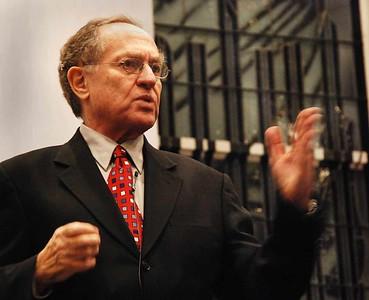 Professor Alan Dershowitz