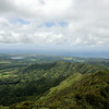 South View from Mt Kahili, Kaua`i