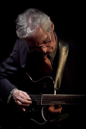 Pat Martino performing at Chris' Jazz Cafe in Philadelphia, PA