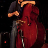 Stanley Clarke performing at the Clef Club in Philadelphia, PA