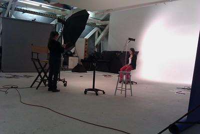 036-365 shadowing a studio shoot
