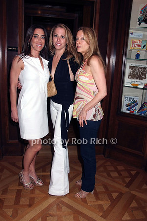 Juliette Silver, Jodi Godlis,  Zara Berliner photo by Rob Rich © 2008 516-676-3939 robwayne1@aol.com