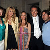 Debbe Magnusen, Dina Lohan, Lauren Egna, Paul Sullivan, Mike Heller<br /> photo by Rob Rich © 2008 516-676-3939 robwayne1@aol.com