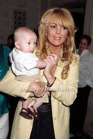 Eddy Covino, Dina Lohan photo by Rob Rich © 2008 516-676-3939 robwayne1@aol.com