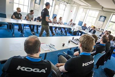 Project Tokyo - Ontwerp sessie KNWU en Koga