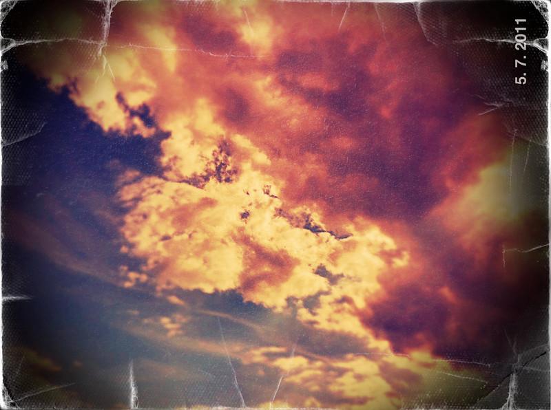 Day 101: Burning Sky