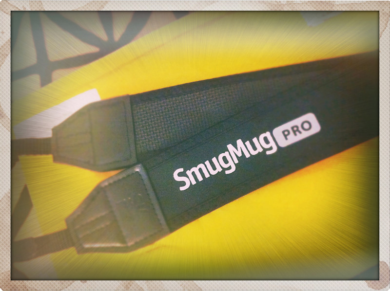 Day 109: SmugMug Strap