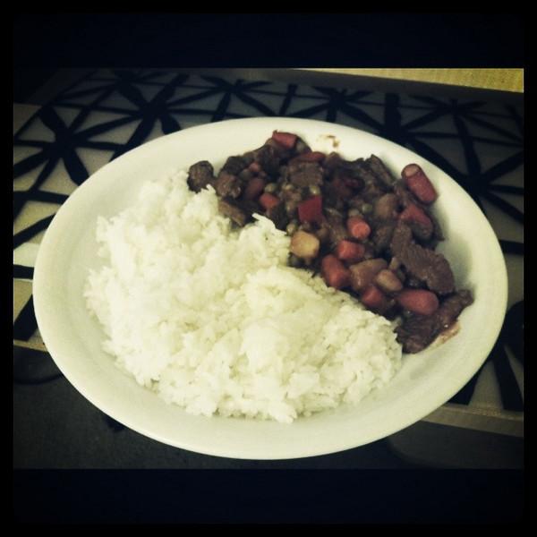 Day 55: Dinner!