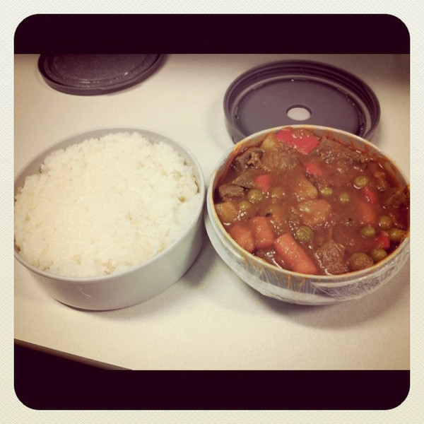 Day 56: and Lunch!