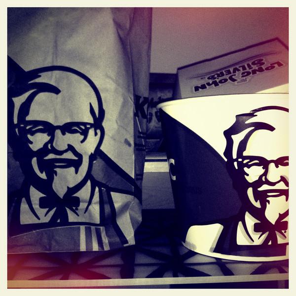 Day 74: KFC