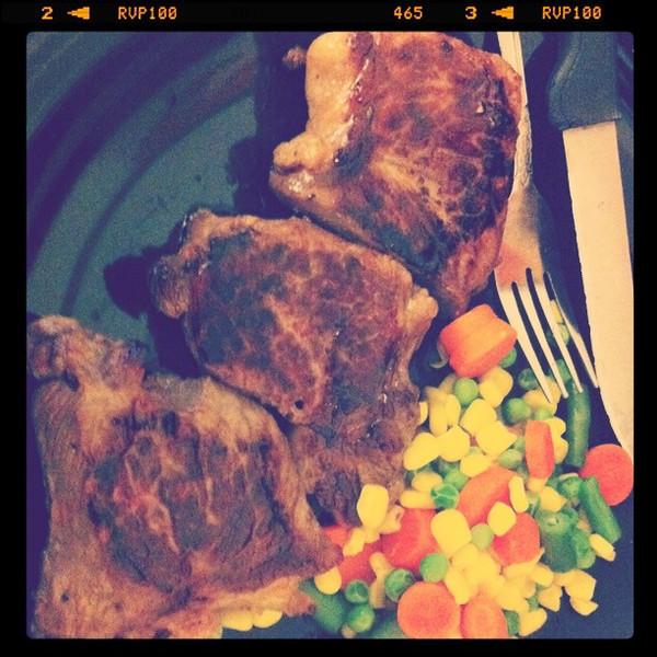 Day 125: Dinner