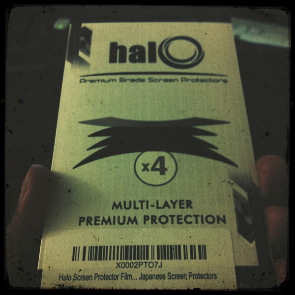 Day 150: Screen Protector