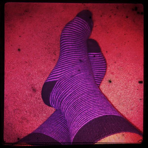 Day 99: Fave Socks