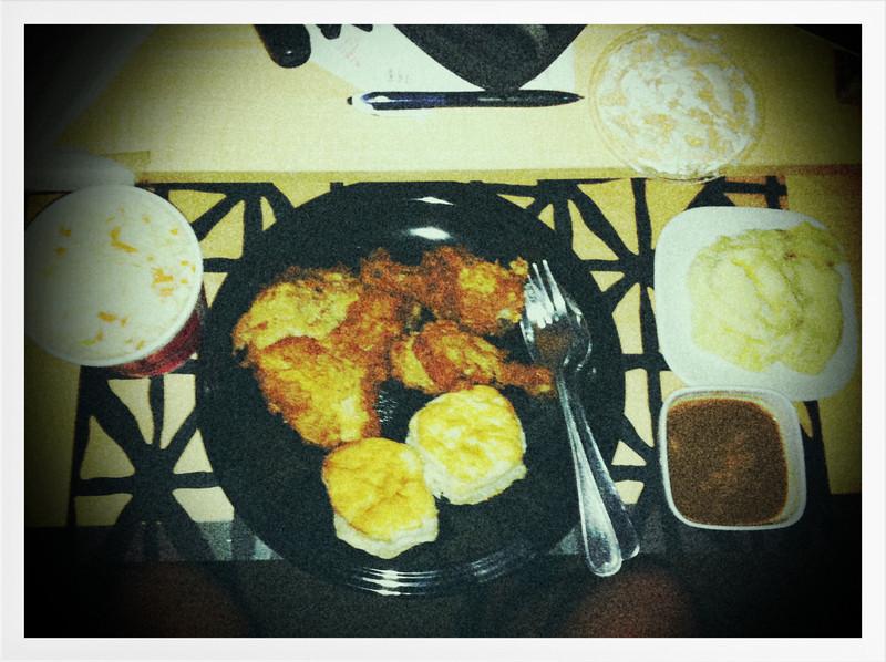 Day 132: KFC