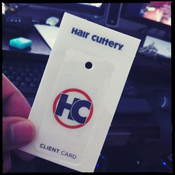 Day 152: Hair Cuttery