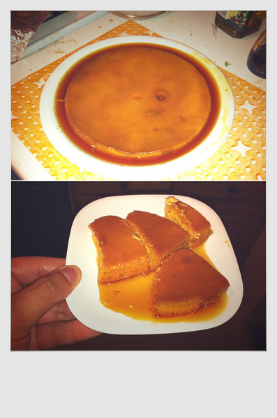 Day 76: Leche Flan Goodness
